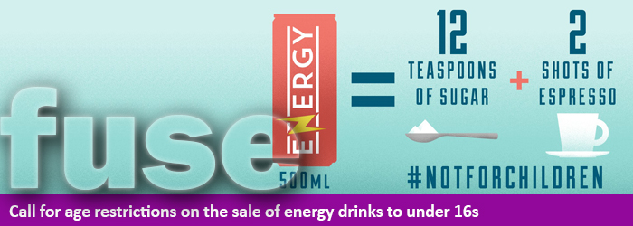 Energy drinks campaign FP